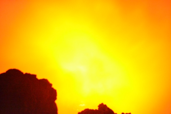 volcanoatnight